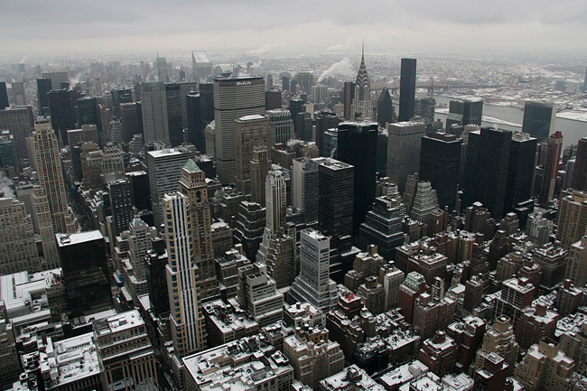 New York City, USA      Tagen av Anton Jarnheimer